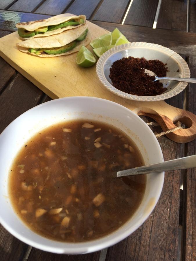 Sopa de Hongos / MushroomSoup