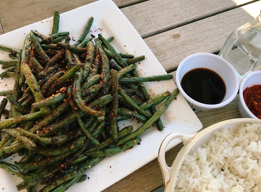 Shanghai String Beans